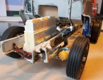 amerikanische trucks 1988 ford l9000 aeromax. Black Bedroom Furniture Sets. Home Design Ideas